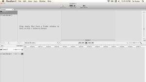 PluralEyes 3.0 initial screen